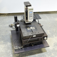 Aerotech - Accudex ATS32010 | Aerotech Accudex XYZ Table with Chatillon Force Gauge