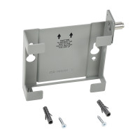 Allied Telesis Wall Mount Bracket for Standalone Media Converters, AT-WLMT-010, 10pk Fiber Media Converters