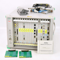 Anritsu W-CDMA Signaling Tester MD8480B (Modules & ISDN) Cellular Test Equipment