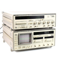 Anritsu Microwave Receiver/Transmitter, ME453L Opt 03 Microwave