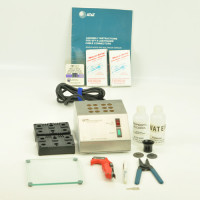 ATT Western Electric 200 A Curing Oven Tool Kit Connector Heat Ovens