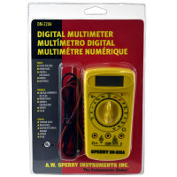 A.W. Sperry DM-220A 6 Function Digital Meter/Multimeter (New) Meters & Multimeters