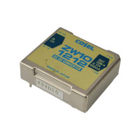 NEW-Surplus Cosel ZW101212 DC to DC Converter 12VDC to +/-12VDC 450ma