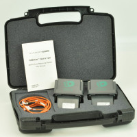 Datacom Textron 54872 LANcat System 6 Test and Talk Performance Modules MM Optical Loss Test Sets