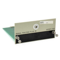 Elgar 400SR Signal Routing Plug-In, External Input Installed Power Supplies