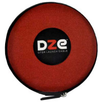 Dead Zone Eliminator D337-S500 OTDR Launch Cable, 500m Singlemode, SC/UPC-LC/UPC
