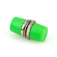 Fiber Optic Adapter FC-FC, Green