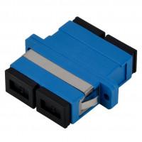 FiberTool - FAPD22PCB | FiberTool SC/UPC Duplex SM Mating Sleeve/Adapter
