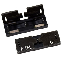 Fitel 6 Fiber Holders for S182A Splicers Fiber Holders