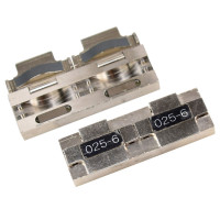 Fujikura 025-6 Fiber Holders for 6 Arranged Fibers, FSM20RSII Splicer Fiber Holders