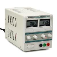 HQ Power Model PS3003U Lab Power Supply 0-30V / 0-3A Dual LCD Display Power Supplies