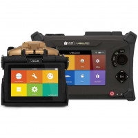 INNO View 1 Fusion Splicer, Clad-Alignment with View500 1310/1550 35/33db OTDR Bundle Fusion Splicing