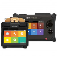 Inno View 12R Ribbon Fusion Splicer with View500 1310/1550 35/33db OTDR Bundle Fusion Splicing