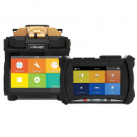 INNO Instrument - View 12R, Mini2 | Inno View 12R Ribbon Fusion Splicer with Mini2 1310/1550 32/30db OTDR Bundle