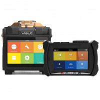 Inno View 7 Core Fusion Splicer with Mini2 1310/1550 32/30db OTDR Bundle Fusion Splicing