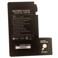 Battery Pack for  INNO View 1 Fusion Splicers, FFLBT-40 Battery & Chargers