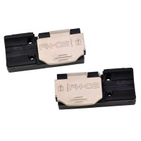 INNO Instrument - FH02L/FH02R | Inno Ribbon Fiber Holders, 2-Fiber, Left and Right Pair