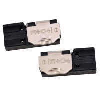 Inno Ribbon Fiber Holders, 4-Fiber, Left and Right Pair Fiber Holders