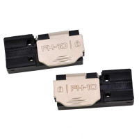 Inno Ribbon Fiber Holders, 10-Fiber, Left and Right Pair Fiber Holders