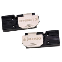 Inno 250um Fiber Holders,  Single Fiber, Left and Right Pair Fiber Holders