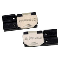 Inno 900um Fiber Holders,  Single Fiber, Left and Right Pair Fiber Holders