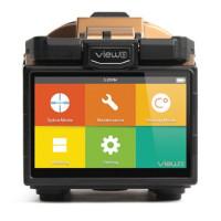 INNO View 5 Fusion Splicer, Core-Align (3-yr Warranty)