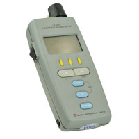 Laser Precision LP-5025 Fiber Optic Power Meter Meters