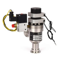 "MDC - KAV-100-P-02 | 311073-02 | MDC Vacuum Angle Valve, NW25 Pneumatic 1"", w/Reed Sw. & Solenoid 311073-02, KAV-100-P-02"