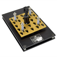 Nanometer Technologies MCP 24 Fixture Plate, 24 Positions, 3mm Jigs & Holders