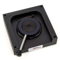 Micro-Controle Lever Magnetic Base (4.75in x 4.75in) Base Positioners