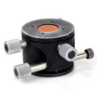 Micro-Controle PO80N Tilt and Rotary Stage