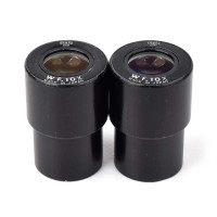 NSK WF 10x Microscope Eye Piece Pair