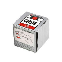 "Chemtronics QbE Fiber Optic Connector Cleaner Wipes 3x3"" Wipes & Cards"