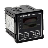 Omega CN3251 1/4 DIN Ramp/Soak Temperature and Process Controller