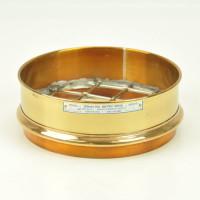 """Omnitronix Testing Sieve, 200mm Diameter, 37.5mm/1-1/2"""" Brass  Sieves"""