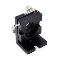 "Optosigma MHF-25.4 1"" One-Touch Kinematic Mirror Holder Optical Mounts"