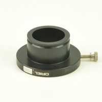 Oriel Model 71301 Flanged Spacer Tube, 1.5 Inch Dia, 25mm Length, Quick Connect Post & Holders