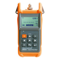 ShinewayTech - OPM-50 | ShinewayTech OPM-50 Intelligent Optical Power Meter