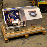 Sigma Precision Engineering - DL/LID 002 | Sigma Delidding/Decapping Horizontal Mill DL/LID 002