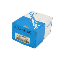 Swagelok - 6LV-DFVBW6-P-C | Swagelok 6LV-DFVBW6-P-C 316L VAR UHP High Flow Diaphragm Sealed Valve