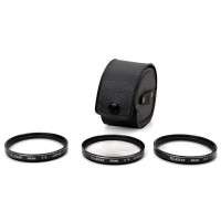 TELESAR Lens 49mm +1,+2 and  +4  35mm Camera Filter Cameras