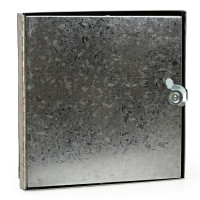 Duct Access Door /Camlock, Hinged, Tabs, Insulated - 12x12in (NEW) Other MRO & Plant