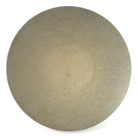 Unbranded - N/A | Polishing Plate, 8 Inch Diameter, 4mm Slots, Grit Paper Top