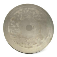 Polishing Plate, 8 Inch Diameter, Metal-Pad Top Polishers & Grinders
