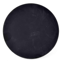 Polishing Plate, 8 Inch Diameter, 4mm Insert Slots, Black Top Polishers & Grinders