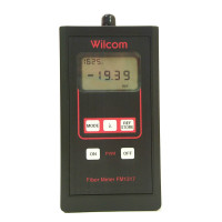 Wilcom (FM Series) FM-1317 Handheld Optical Power Meter Power Meter (OPM)